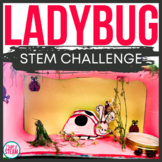 Ladybug Life Cycle, STEM and Craft with 5E Lesson Plan