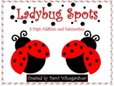 Ladybug Spots: 2-Digit Subtration and Addition