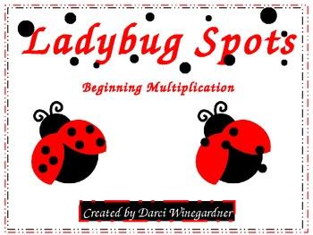 Ladybug Spots: Beginning Multiplication