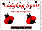 Ladybug Spots: Beginning Multiplication