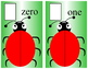 Ladybug Spots Game - Counting 0 -10 Mats - Learning Center Kit