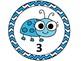 Ladybug Table/Group Numbers