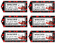 Ladybug Tags - Welcome to your new Classroom - Welcome Tag