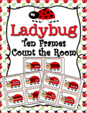 Ladybug Ten Frames Count the Room