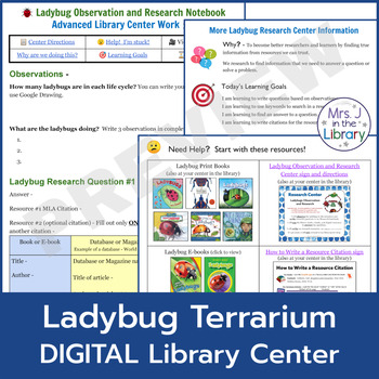 Ladybug Terrarium Observation and Research Center [DIGITAL]