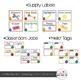 Ladybug Theme Classroom Decor {Editable}