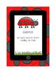 Ladybug Theme iPad Rules