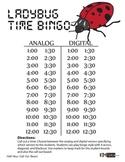 Ladybug Time Bingo - HALF HOUR Version