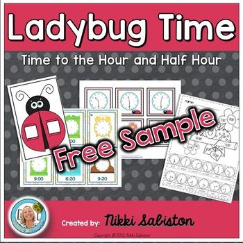 Ladybug Time FREEBIE