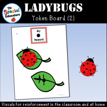 Ladybug Token Board (2)