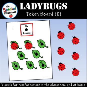 Ladybug Token Board (8)
