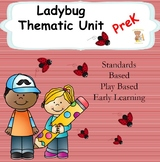 Weekly Ladybug Unit- PreK