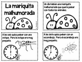 Ladybug Unit in Spanish