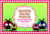 Ladybug Uppercase and Lowercase Letter Match