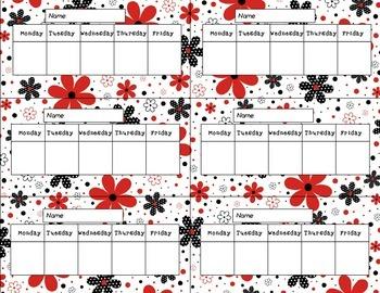 Ladybug Weekly Charts