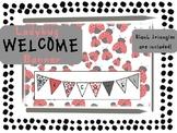 Ladybug Welcome Banner