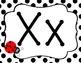 Ladybug Word Wall Labels