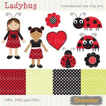 Ladybug clip art images, ladybug clipart, ladybug vector