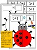 Ladybug (insects) Original Addition & Subtraction Songs with Lessons