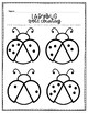 Ladybug spots counting