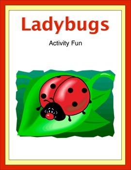 Ladybugs Activity Fun