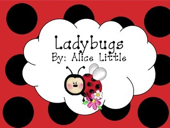 Ladybugs: A Common Core Aligned Mini Unit