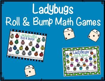 Ladybugs Actvities & Centers