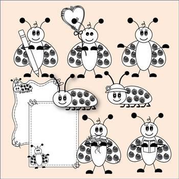 Ladybug Clip Art
