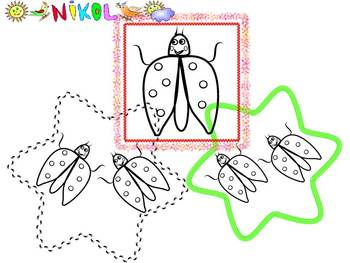 Free Downloads - Ladybugs