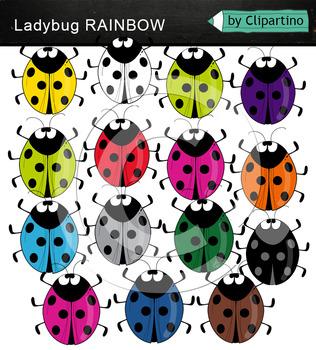 Ladybugs Clipart