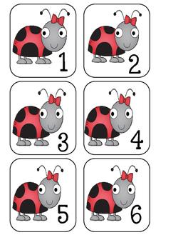 Preschool Activity Unit ~ Ladybugs