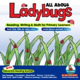 Ladybugs | Read and Learn | Math and Literacy | Reading