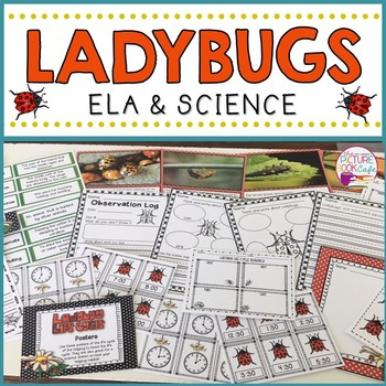 Ladybugs-Reading, Writing, Researching
