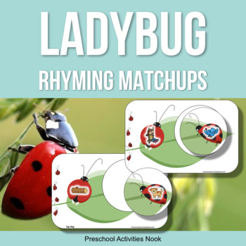 Ladybugs Rhyming Matchups
