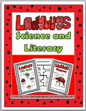 Ladybug Life Cycle Science &  Literacy - Ladybug Unit - La