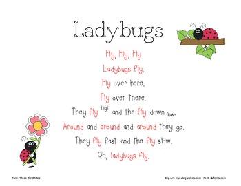 Ladybugs Song