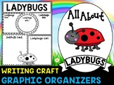 Ladybugs : Graphic Organizers and Writing Craft Set : Insects and Bugs