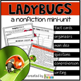 Ladybugs Nonfiction Reading