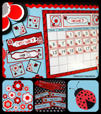 Classroom Themed Décor - Ladybugs and Dots Bundle