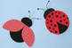 Ladybugs and Dots Ladybug Accents