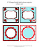 Ladybugs and Dots Multipurpose Small Square Labels