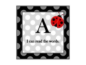 Ladybugs and Polka Dots CAFE sign