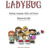 Ladybugs: thematic cross curricular unit