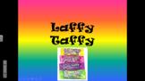 Laffy Taffy Writing