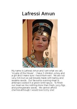 Lafresi Amun information sheet