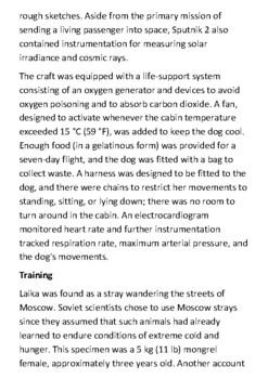 Laika Handout