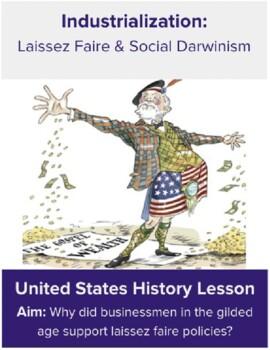 Laissez Faire and Social Darwinism