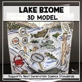 Lake Biome Model - 3D Model - Biome Project