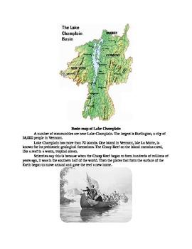 Lake Champlain and the Finger Lakes