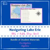 Lake Erie Navigation - Slope Project (PBL PrBL Unit)